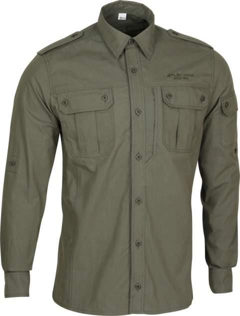 Рубашка Division олива 43/182-188