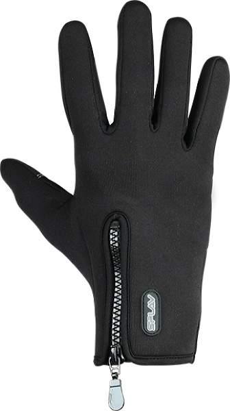 Мужские перчатки Сплав Tide, черный
