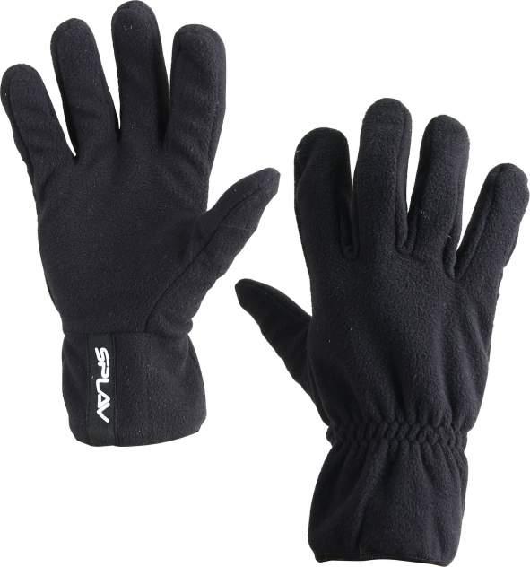 Мужские перчатки Сплав Fleece, черный
