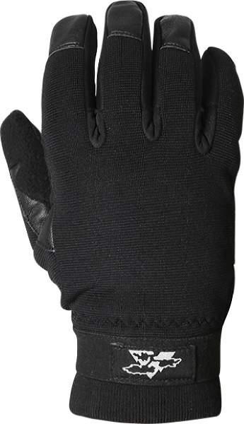 Перчатки Catch черный 8