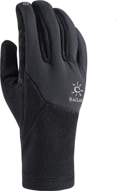 Мужские перчатки Kailas Windproof Fleece, черный