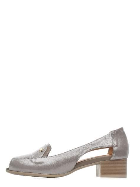 Туфли женские Longfield 215120-3 бежевые 37 RU
