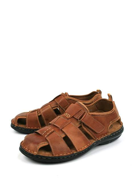 Сандалии мужские TF 208956-8 коричневые 41 RU