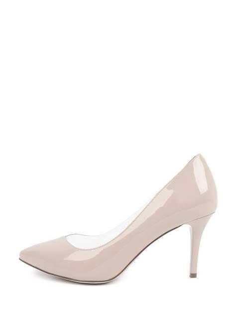 Туфли женские BERTEN 205569-7 бежевые 38 RU
