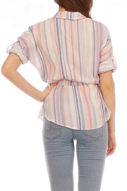 Рубашка женская Lamiavita ЛА-В694(03) голубая 46