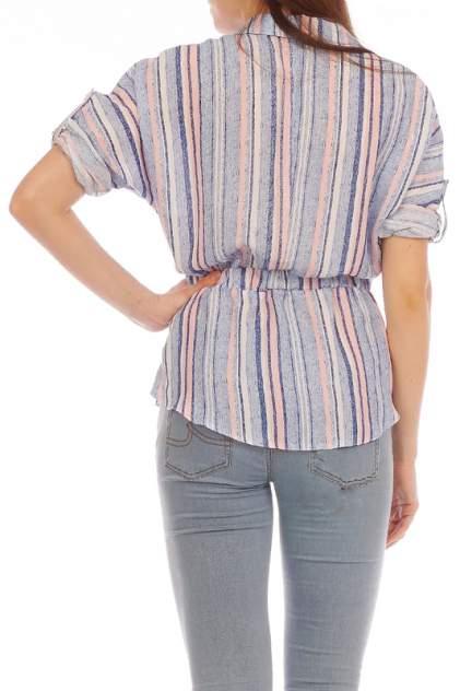 Рубашка женская Lamiavita ЛА-В694(01) голубая 46