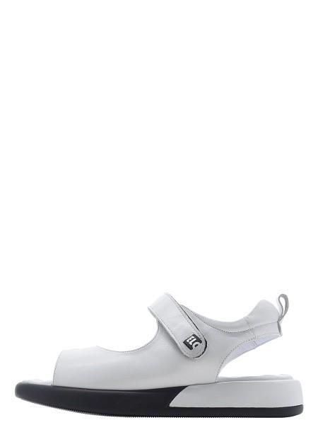 Сандалии женские Longfield 115120-11 белые 38 RU