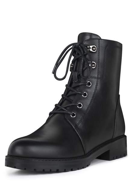 Ботинки женские Alessio Nesca YC20AW-49 черные 39 RU