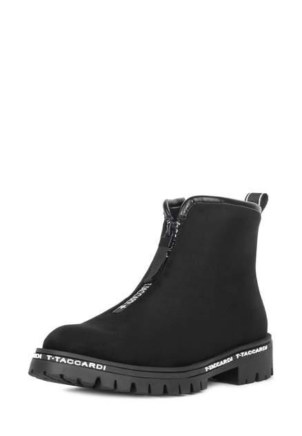Ботинки женские T.Taccardi YYQ20W-82 черные 41 RU