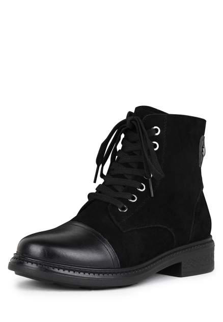 Ботинки женские Kari FA-001 черные 38 RU