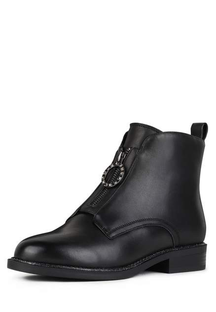 Ботинки женские Alessio Nesca YC20AW-51A черные 36 RU