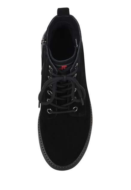 Ботинки женские Pierre Cardin JX20W-298 черные 37 RU