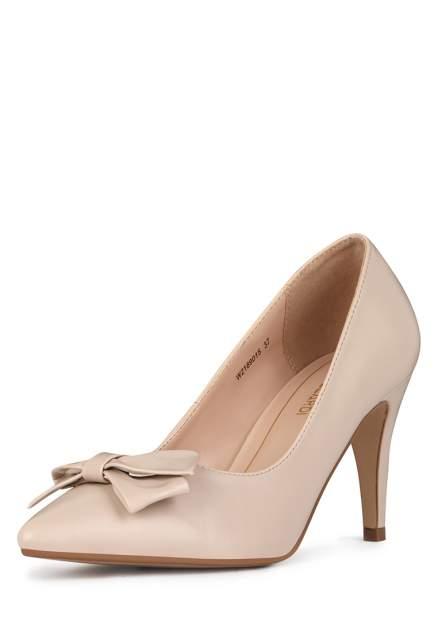 Туфли женские T.Taccardi K0483PM-7A бежевые 40 RU