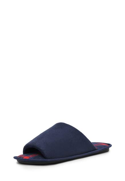 Домашние тапочки мужские T.Taccardi ZX20AW-40B синие 45 RU