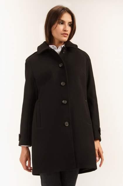Пальто женское Finn Flare A19-12024 черное M