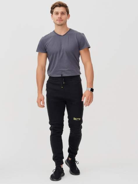 Спортивные брюки мужские MTFORCE 1040 черные 54 RU