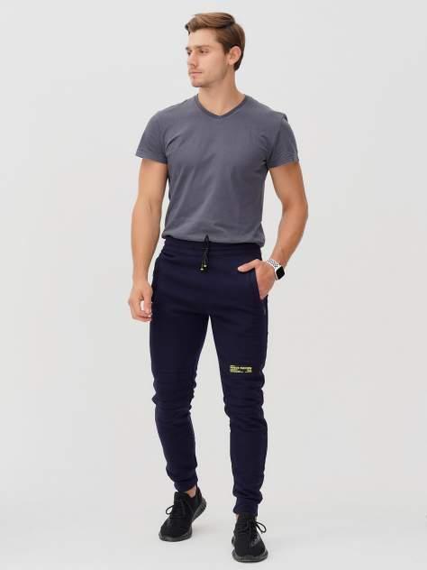 Спортивные брюки мужские MTFORCE 1040 синие 48 RU