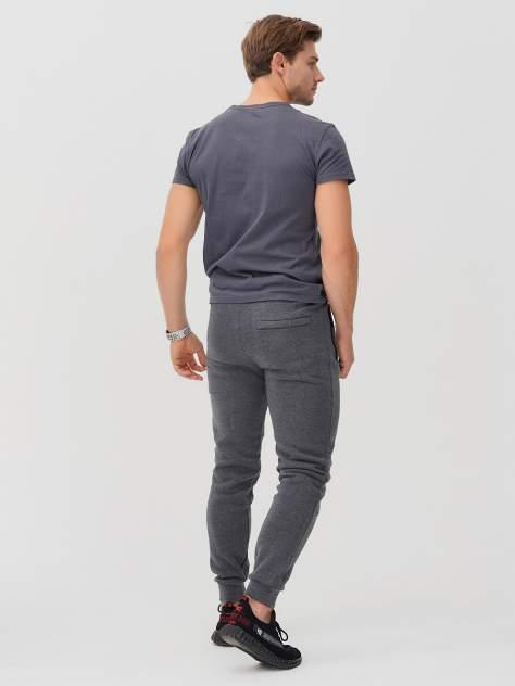 Спортивные брюки мужские MTFORCE 1040 серые 46 RU