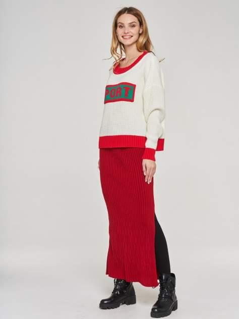 Женская юбка VAY 192-5028, красный