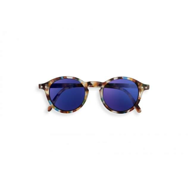 Детские солнцезащитные очки Izipizi Kids JUNIOR Blue Tortoise Mirror