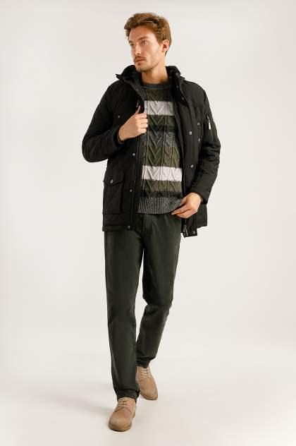 Зимняя куртка мужская Finn Flare A19-22005 черная L