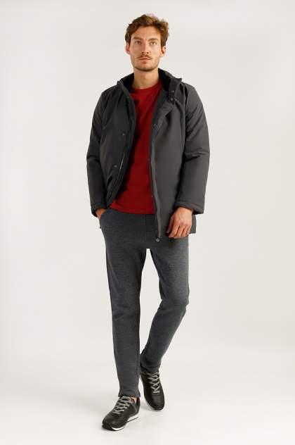 Зимняя куртка мужская Finn Flare A19-21034 темно-серая M