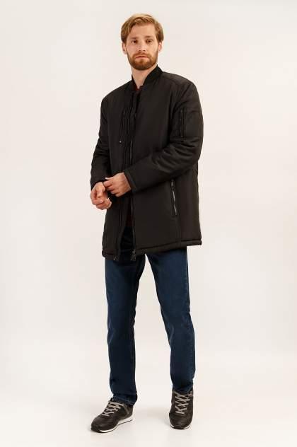 Зимняя куртка мужская Finn Flare A19-42001 черная L