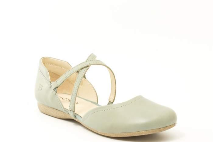 Туфли женские JOSEF SEIBEL 87241/971610, зеленый