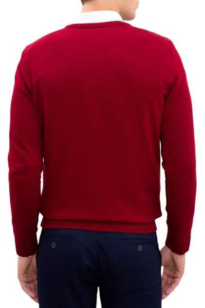 Пуловер мужской U.S. POLO Assn. G081SZ0TK0TCDUNI-BSK20 красный 48