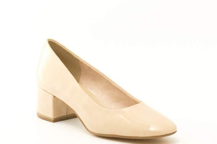 Туфли женские Jana 8-8-22302-28-406 бежевые 40 RU