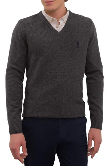 Пуловер мужской U.S. POLO Assn. G081SZ0TK0TCDUNI-BSK20 серый 48