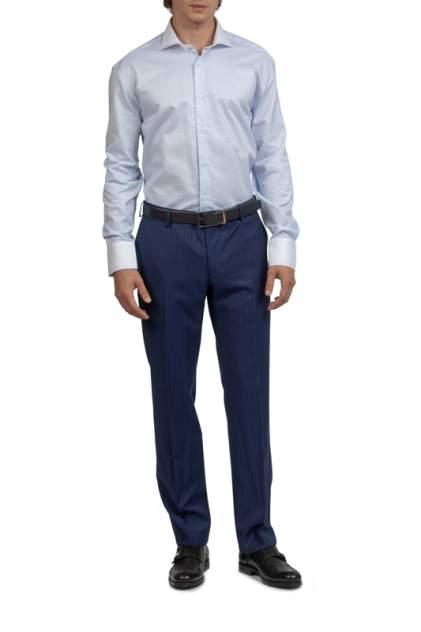 Рубашка мужская Kanzler 20S-SLE03RLS/01-3 белая 40
