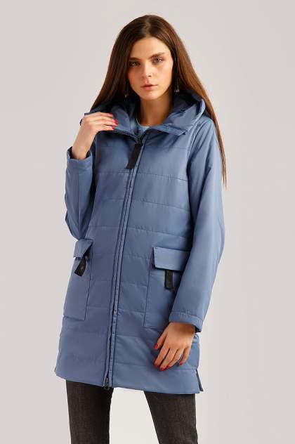 Куртка женская Finn Flare B19-32017 голубая L