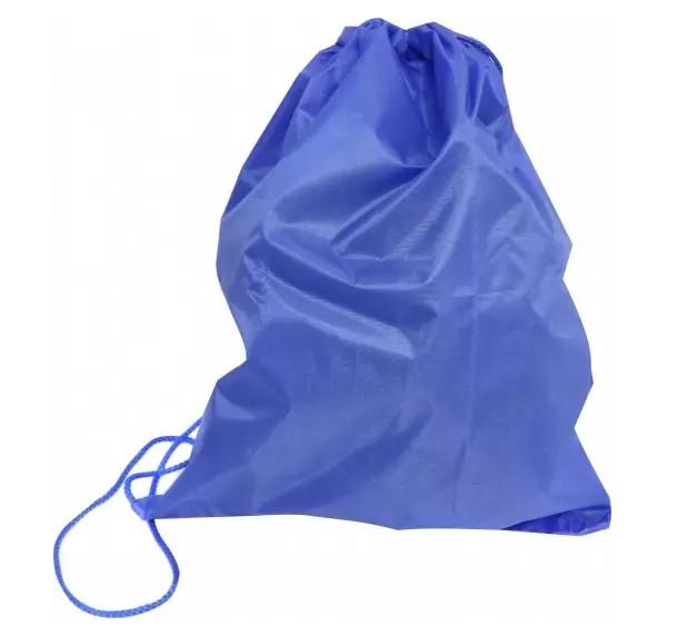 Мешок для обуви Проф-Пресс Синий 330x400 мм