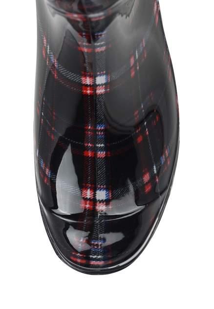 Резиновые сапоги женские T.Taccardi FL20AW-03B черные 40 RU