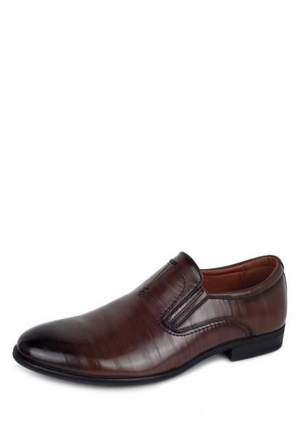 Туфли мужские T.Taccardi 710019474, коричневый