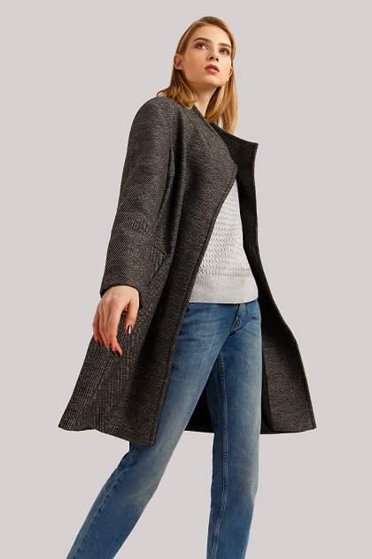 Женское пальто Finn Flare B19-110111, черный