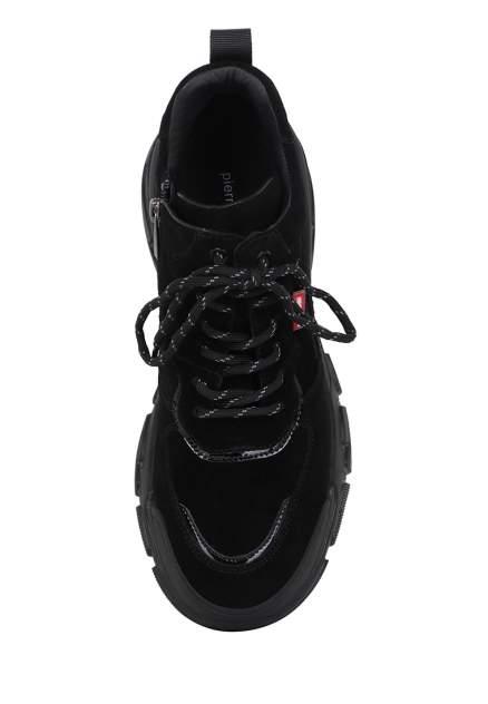 Ботинки женские Pierre Cardin JX20W-209 черные 39 RU