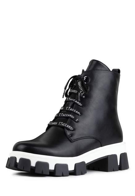 Ботинки женские T.Taccardi YYQ20S-162A черные 39 RU