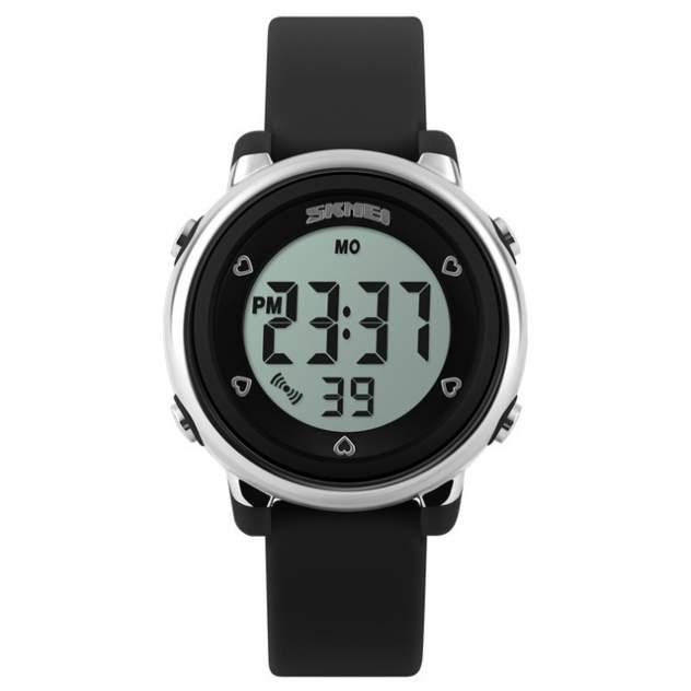 Часы SKMEI 1100 - Черные