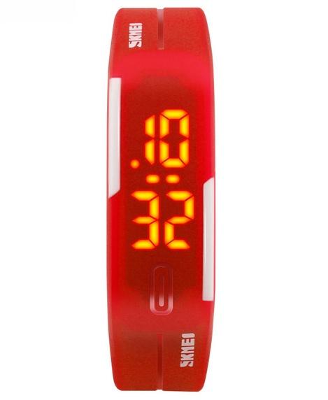 Часы светодиодные SKMEI 1099 - Красные