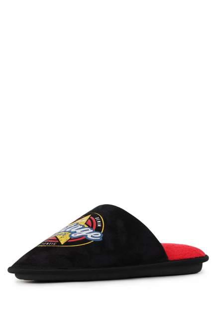 Домашние тапочки мужские T.Taccardi CJI20AW-16 черные 40 RU