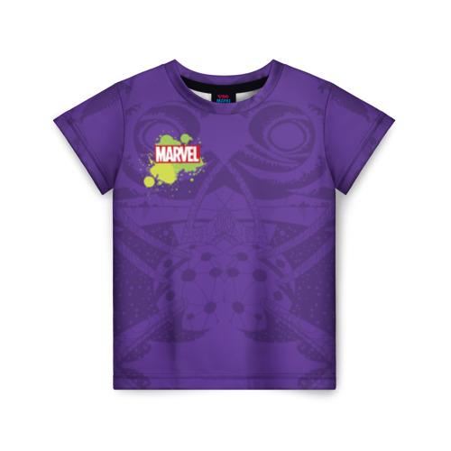 Детская футболка ВсеМайки 3D Doctor Strange symbol, размер 86