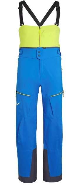 Спортивный комбинезон мужской Salewa Antelao Ptx 3L M Pnt, синий, желтый