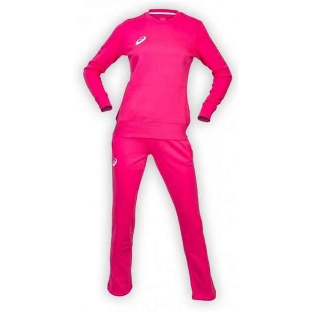 Спортивный костюм Asics Fleece, розовый, XXL INT