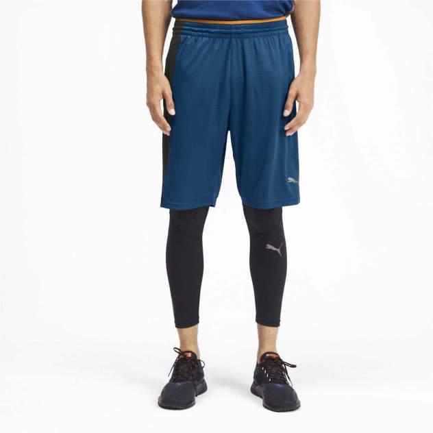 Шорты спортивныеPUMA Collective Knit, синий