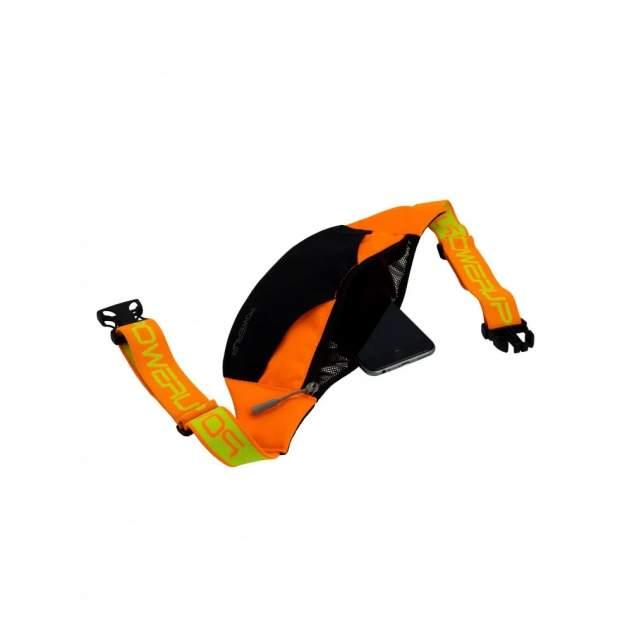 Сумка Поясная Powerup Ultra Orange (Б\Р)