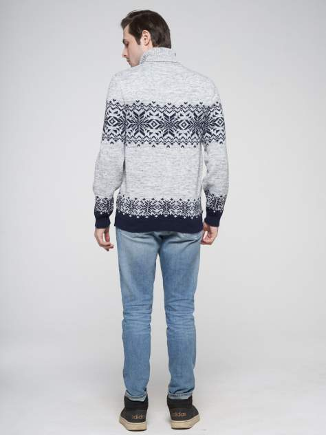 Свитер мужской VAY 202-12146 белый 52