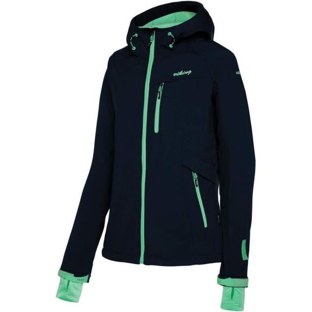 Куртка Viking Maroni, зеленый, черный