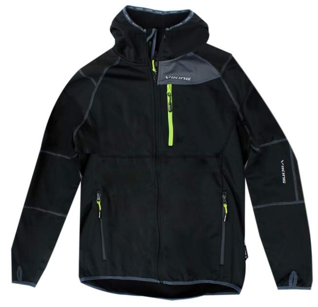 Куртка Viking Alpine, black, 3XL